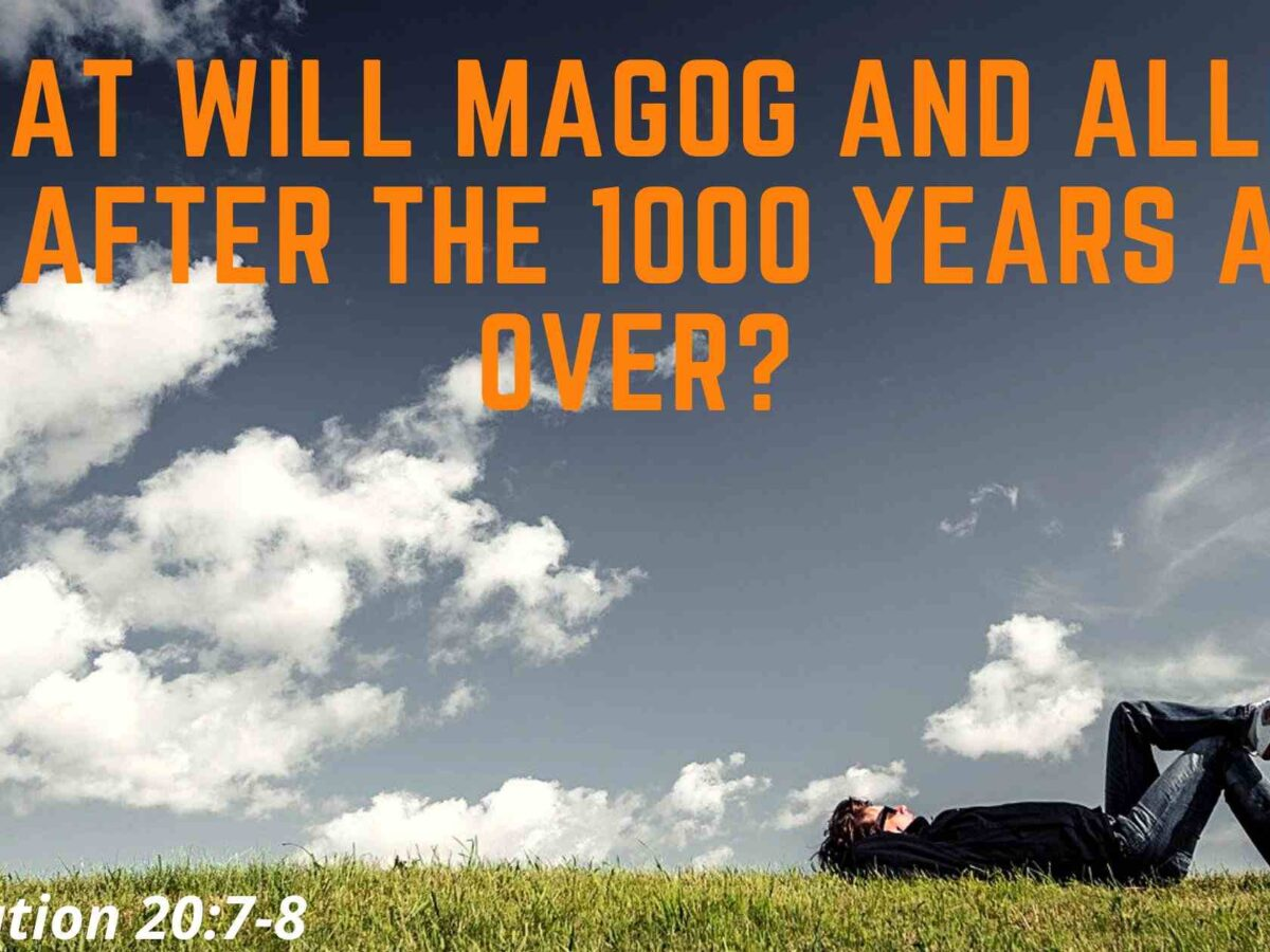 2021+ Gog And Magog Discussion With Brother Hebrews To Negroes