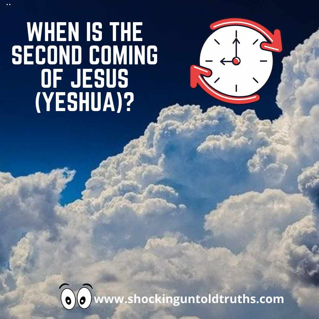 👉When Is The Second Coming Of Jesus? CLICK FOR ANSWERS!