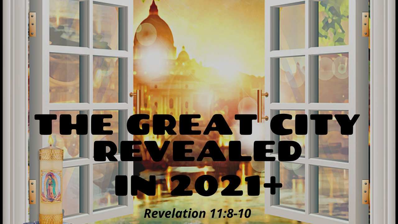 Street Of The Great City In The 21st Century😱😱[PT6.EP8] REVELATION 11:8 COMMENTARY