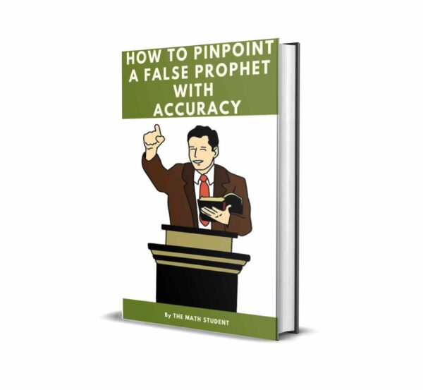 How To Pinpoint A False Prophet With Accuracy