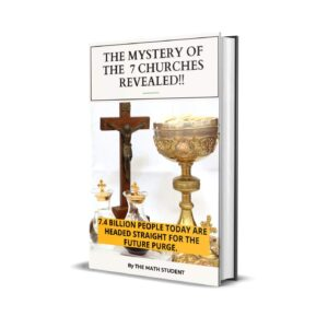 The Mystery Of The 7 Churches Revealed