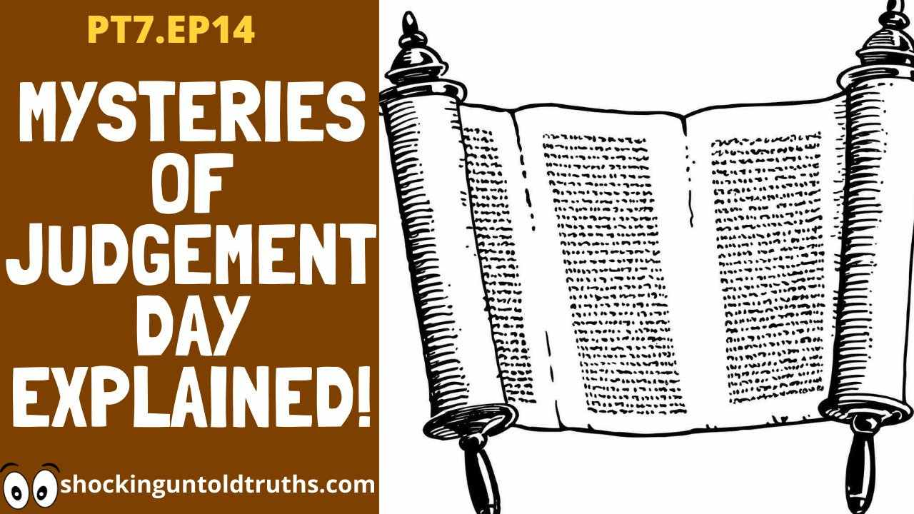 Mysteries Of Judgement Day Explained.🤔🤔[PT7.EP14] Revelation 20:11-15 Commentary.